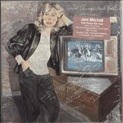 Click here for more info about 'Joni Mitchell - Wild Things Run Fast'