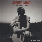 Click here for more info about 'Jonny Lang - Long Time Coming'