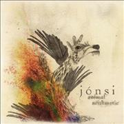 Click here for more info about 'Jonsi - Animal Arithmetic'