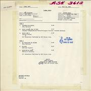 Click here for more info about 'João Gilberto - Brasil - Test Pressing'
