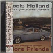 Click here for more info about 'Jools Holland - More Friends: Small World Big Band Volume 2 + Obi'