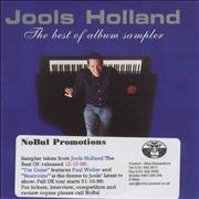 Click here for more info about 'Jools Holland - The Best Of Album Sampler'