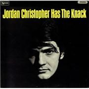 Click here for more info about 'Jordan Christopher - Jordan Christopher Has The Knack - Factory Sample'