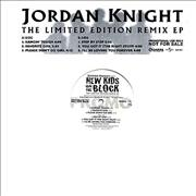 Click here for more info about 'Jordan Knight - The Limited Edition Remix EP'