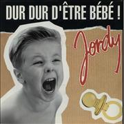 Click here for more info about 'Jordy - Dur Dur D'Être Bébé !'