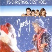 Jordy It's Christmas, C'Est Noel France CD single