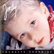 Jordy Pochette Surprise Japan CD album