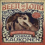 Click here for more info about 'Jorma Kaukonen - Been So Long - My Live And Music + CD'