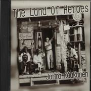 Click here for more info about 'Jorma Kaukonen - Land Of Heroes'