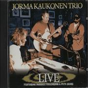 Click here for more info about 'Jorma Kaukonen - Live'