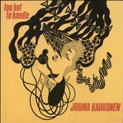 Click here for more info about 'Jorma Kaukonen - Too Hot to Handle'