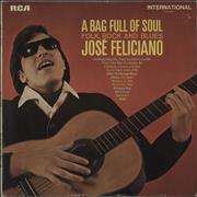 Click here for more info about 'José Feliciano - A Bag Full Of Soul - Green RCA'