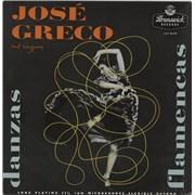 Click here for more info about 'José Greco - Danzas Flamencas'