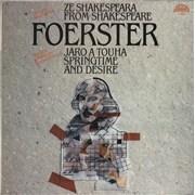 Click here for more info about 'Josef Bohuslav Foerster - Ze Shakespeara, Op.76 / Jaro A Touha, Op.93'