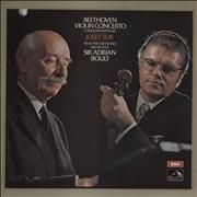 Click here for more info about 'Josef Suk (1929-2011) - Beethoven: Violin Concerto / Coriolan Overture - 3rd'