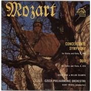 Click here for more info about 'Josef Suk (1929-2011) - Mozart: Concertante Symphony for Violin & Viola, K.364 / Duo for Violin & Viola, K.424'