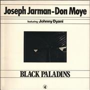 Click here for more info about 'Joseph Jarman - Black Paladins'