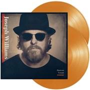 Click here for more info about 'Joseph Williams - Denizen Tenant - Orange Vinyl - Sealed'