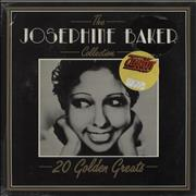 Click here for more info about 'The Josephine Baker Collection - 20 Golden Greats - Sealed'