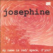 Click here for more info about 'Josephine - My Name Is Red - Red Vinyl + Numbered'
