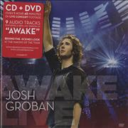 Click here for more info about 'Josh Groban - Awake Live'