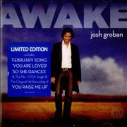 Click here for more info about 'Josh Groban - Awake'