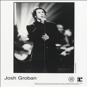 Click here for more info about 'Josh Groban - Eponymous'