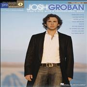 Click here for more info about 'Josh Groban - Pro Vocal Series For Male Singers - Volume 33'
