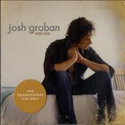 Click here for more info about 'Josh Groban - With You'