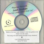 Click here for more info about 'Josh Groban - You Are Loved [Don't Give Up]'