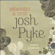 Click here for more info about 'Josh Pyke - Memories & Dust - Album Sampler'