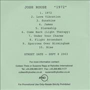 Click here for more info about 'Josh Rouse - 1972 - Nineteen Seventy Two'