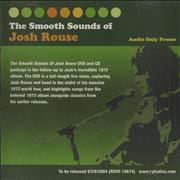 Click here for more info about 'Josh Rouse - The Smooth Sounds Of Josh Rouse'