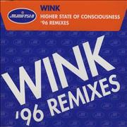 Click here for more info about 'Josh Wink - Higher State Of Consciousness '96 Remixes'