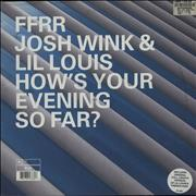 Click here for more info about 'Josh Wink - How's Your Evening So Far?'
