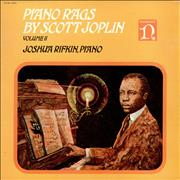 Click here for more info about 'Joshua Rifkin - Piano Rags By Scott Joplin Volume II'