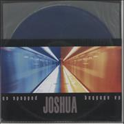 Click here for more info about 'Joshua (US) - Baggage EP - Blue vinyl'
