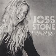Click here for more info about 'Joss Stone - Fell In Love With A Boy'