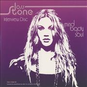 Click here for more info about 'Joss Stone - Mind Body & Soul - Interview Disc'
