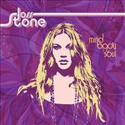 Click here for more info about 'Joss Stone - Mind Body & Soul'