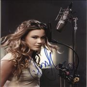 Click here for more info about 'Joss Stone - Signed Photograph'