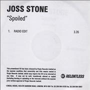 Click here for more info about 'Joss Stone - Spolied'