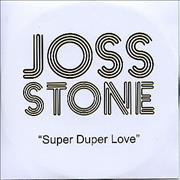 Click here for more info about 'Joss Stone - Super Duper Love'