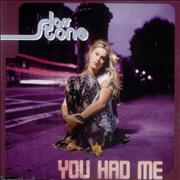 Click here for more info about 'Joss Stone - You Had Me'