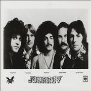 Click here for more info about 'Journey - 1974 Press Pack'