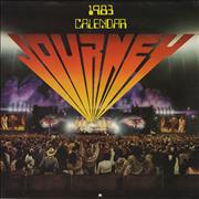 Click here for more info about 'Journey - 1983 Calendar'