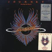Click here for more info about 'Journey - Any Way You Want It + Pass'