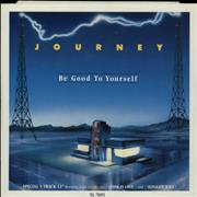 Click here for more info about 'Journey - Be Good To Yourself'