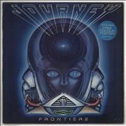 Click here for more info about 'Journey - Frontiers + Poster'