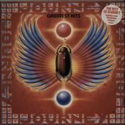 Click here for more info about 'Journey - Greatest Hits - Hype Sticker'